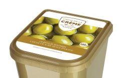 Vlaams nieuwtje: olijfolieijs