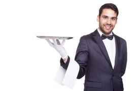 Aandacht voor bediening; dag van de tafelbereidingen