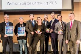 Winnaars Nationale Meeting Award 2015 bekend