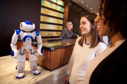 Alles over Hoteltechnologie