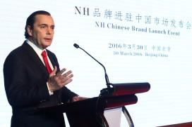 NH Hotels betreedt Chinese markt