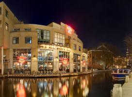 Hard Rock Cafe Amsterdam beste ter wereld