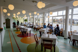 Foto's: restaurant Rebelz aan de Rotte