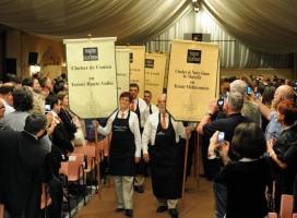 Wijn Actueel: Nederland succesvol op veiling Toques & Clochers