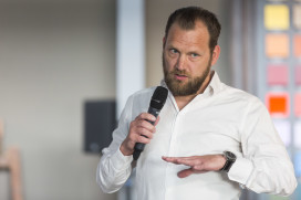Terras Bootcamp: 'Social media is geen reclamekanaal'