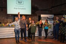 Anja Schukkink wint Dutch Tea Championship