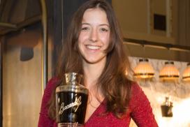 Anya Lily Montague plaatst zich voor finale wereldwijde cocktailcompetitie