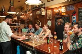 51 bierkranen en Gulpener: metamorfose Arendsnest