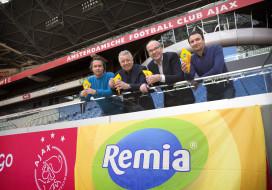 Catering Club verlengt contract met Remia