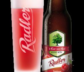 Lindeboom Bierbrouwerij introduceert Kersen Radler