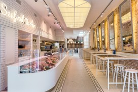The Seafood Bar opent derde zaak in Amsterdam