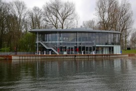 The Boathouse Rotterdam officieel geopend