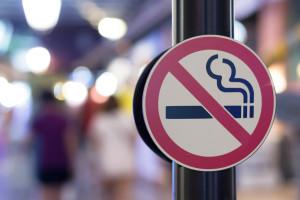 rookruimtes in de horeca