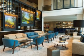The Hague Marriot mixt business met leisure