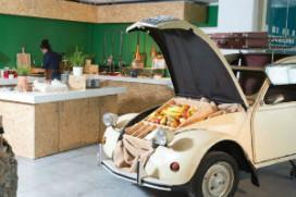Huttens strijd tegen voedselverspilling: 'Iedere stad zou zo'n fabriek moeten hebben'