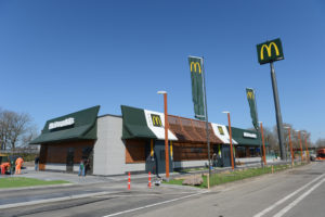 McDonald's nummer 1 van de Horeca Top 100 2018