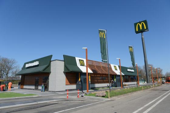 McDonald's op één in Horeca Top 100 2019