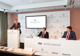 NH Hotel Group introduceert NH Collection in Duitsland