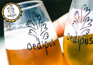 Zilver voor Mannenliefde van Oedipus op World Beer Cup