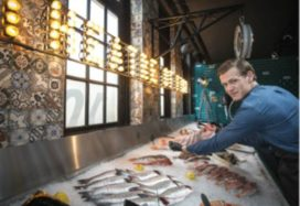 Vistheater Pesca in Amsterdam verkoopt per ons