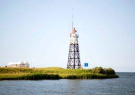 Restaurant voor Amsterdams eiland