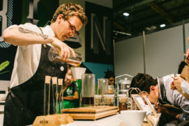 Rob Kerkhoff 8e in World Brewers Cup