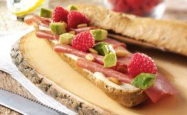 Verleiden met luxe broodbeleg