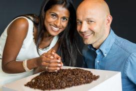 Capriole Café Den Haag:koffiebranderij met restaurant