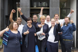 Gedreven team INK Hotel wint Dutch Hotel Award 2016