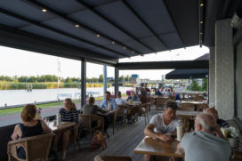 Terras Top 100 2016 nummer 92: De Parel, Leimuiderbrug