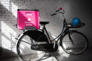 Foodora stopt met maaltijdbezorging in Nederland