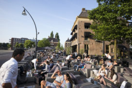 Terras Top 100 2016 nummer 98: Las Rosas, Zwolle