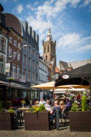 Terras Top 100 2016 nummer 95: Markt 10, Roermond