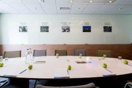 Novotel Eindhoven: innovatieve vergaderzaal