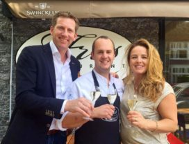 Chef-kok May neemt Restaurant Fris over van Lex Gasseling