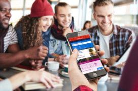 'Liever smartphone mee op reis dan partner'
