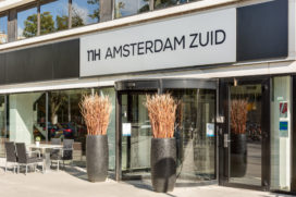 NH bouwt multimediastudio in Amsterdams hotel