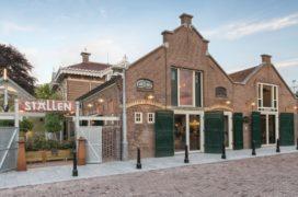 Foto's: restaurant De Stallen in Purmerend