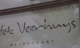 Restaurant Het Veerhuys in Almere gesloten