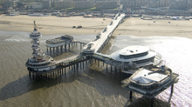 De Pier in Scheveningen krijgt pop-up hotelkamers