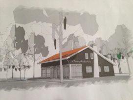 Opening nieuw pannenkoekenhuis in Nunspeet