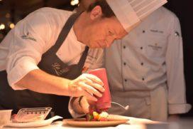 Chef's Amstel Hotel naar China voor jubileumdiners