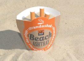 'Strandasbakjes' voor Vlaamse strandhoreca