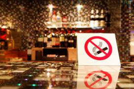 KHN: compensatie voor sluiting rookruimtes