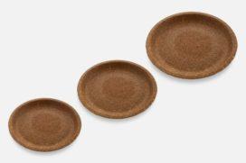 Biological Solutions introduceert eetbare borden