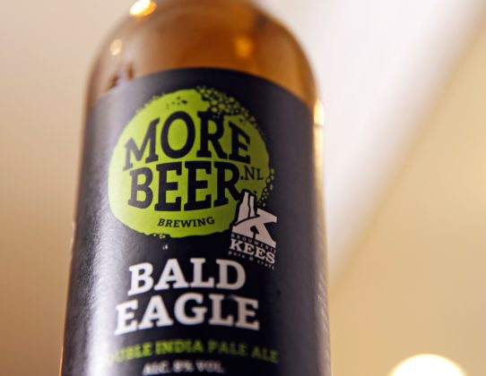 Foodpairing bier: Bald Eagle met Thaise curry