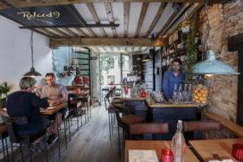 Koffie Top 100 2016 nummer 2: Talud9, Utrecht