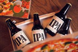 Foodparing bier: Lagunitas met pizza