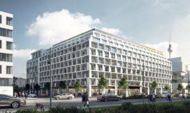 Eerste Duitse vestiging The Student Hotel in Berlijn