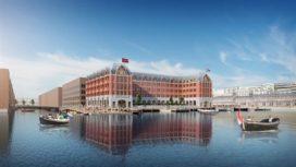 'Boot&Co' krijgt opdracht duurzaam hotel Houthaven Amsterdam